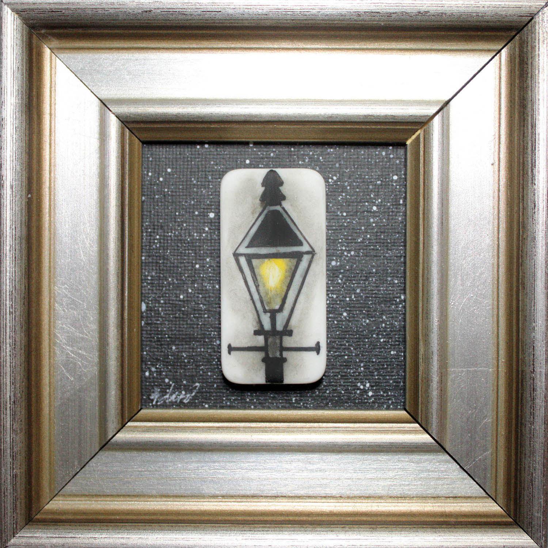 NOLA gas lamp