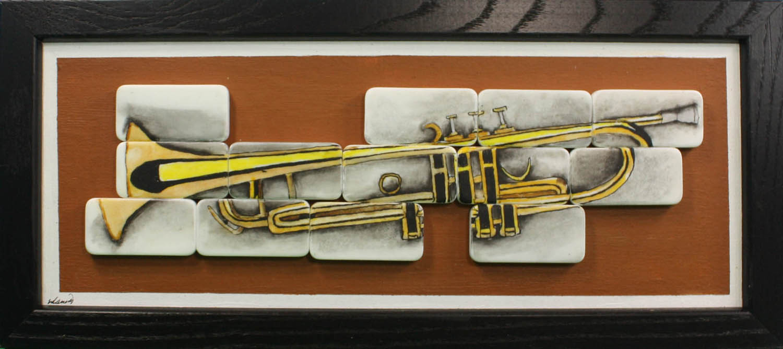 jazzing trumpet