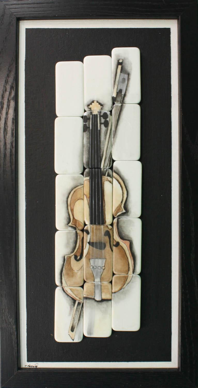 jazzing violin