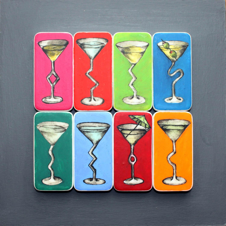 many martinis